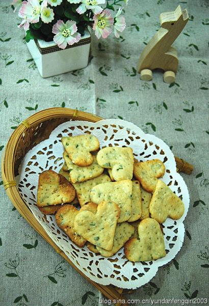 奶盐葱油饼干
