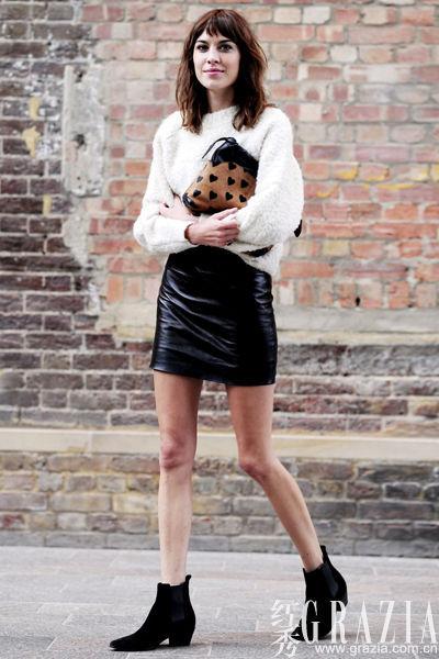 Alexa Chung将于2014年推出时尚品牌