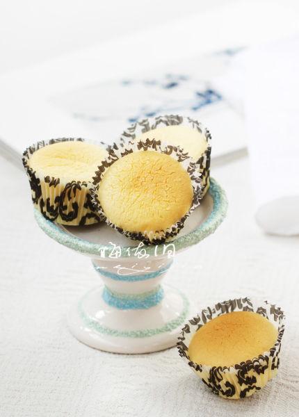 完美的轻乳酪纸杯蛋糕