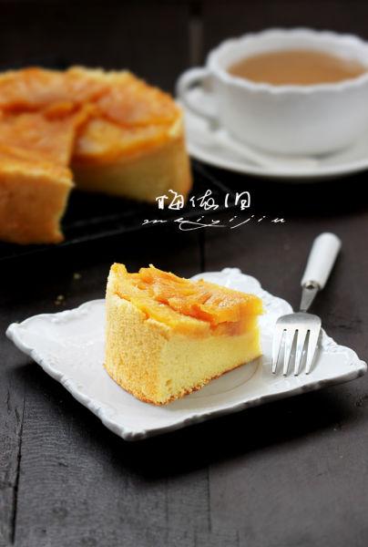 焦糖菠萝蛋糕
