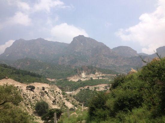 享受呼和浩特身边美景 小桂林