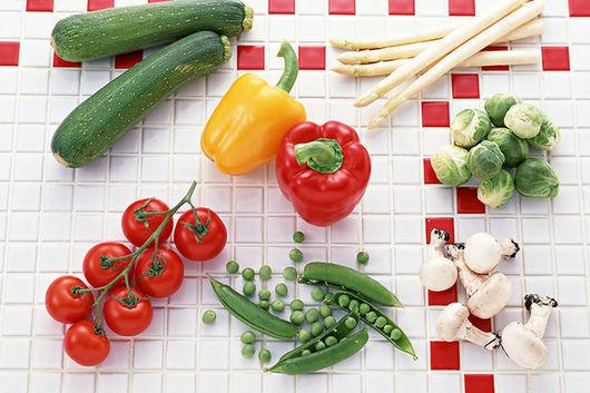 每天五份果蔬让你远离癌症
