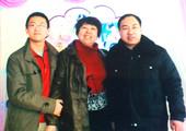 王建平家庭:风雨同舟