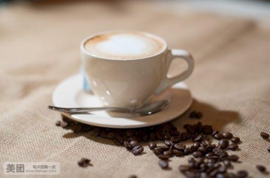 俄罗斯咖啡平面设计
