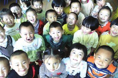 """鄂尔多斯东胜区第一幼儿园开展""""微笑比赛""""活动"""
