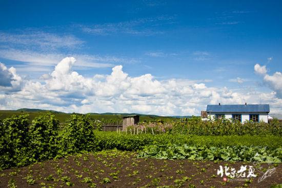 内蒙古:边陲风情小镇临江屯