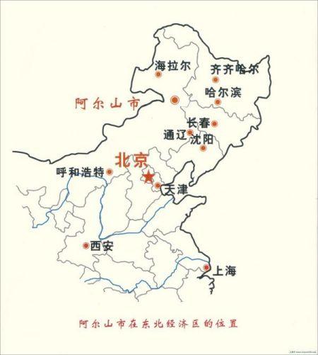 青岛到白城铁路地图