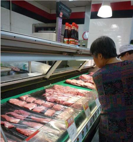 猪肉价格止跌回升