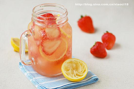 草莓柠檬Punch