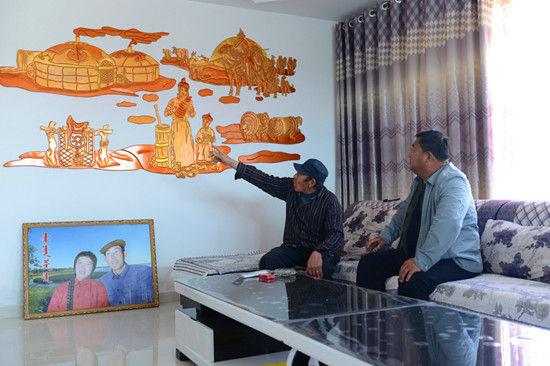 内蒙古日报记者 武彦敏 皇甫秀玲 见习记者 包荭 摄