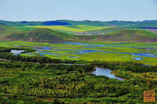 新浪旅游配图:根河湿地 摄影:北角山妖
