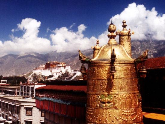 教格鲁派寺庙 呼和浩特大昭寺 新浪内蒙古旅游 新浪内蒙古