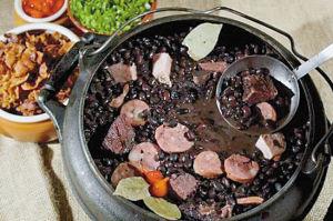 巴西黑豆饭