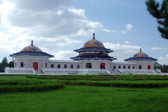 蒙古文化风情园
