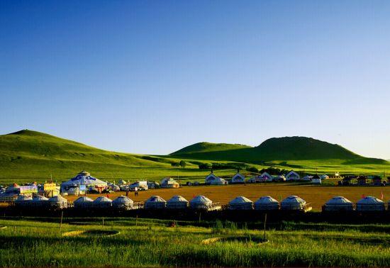 来这里做一天蒙古人