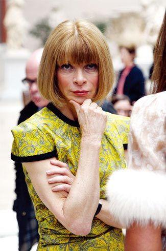 安娜·温图尔教你立足时尚界安娜·温图尔教你立足时尚界