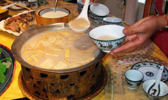 内蒙古传统美食