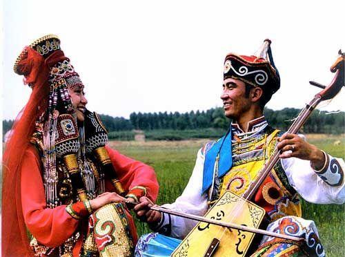 融入蒙古族生活的马头琴