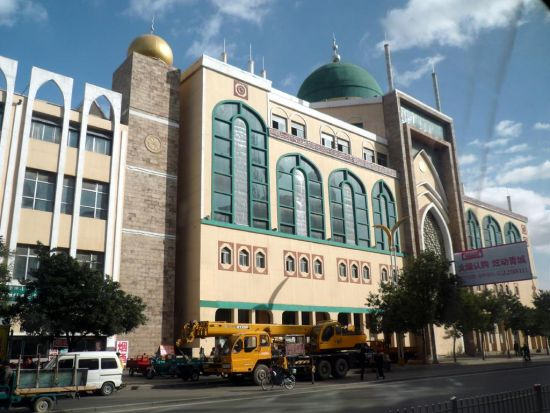 伊斯兰风情街
