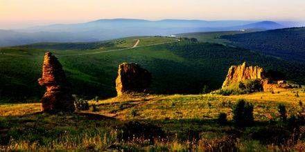 塞北第一庄——曼陀山庄