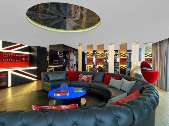 最High套房:伦敦莱斯特广场酒店WOW套房