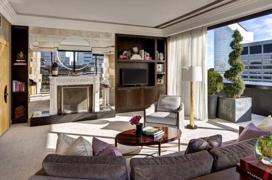 最珠光宝气套房:纽约皇宫酒店珠宝套房