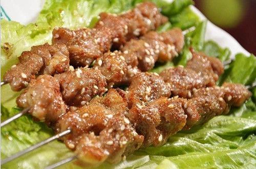 蒙古大肉串