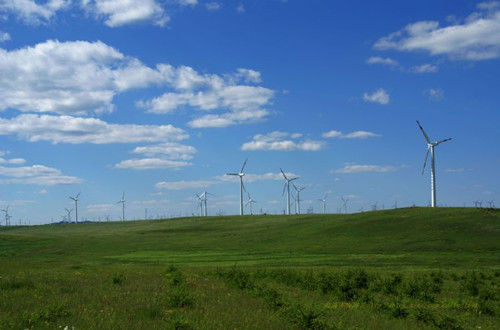 乌兰察布大草原