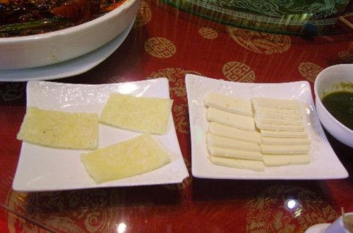 奶制品之奶豆腐