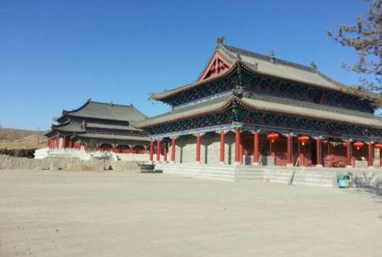 广宁寺城墙
