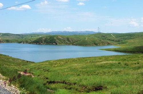 国家4a级旅游景区内蒙古乌兰察布察尔湖