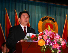张彭慧曾任呼和浩特市市委常委、组织部部长