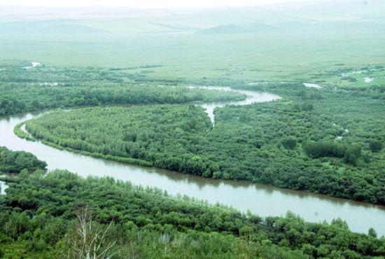 额尔古纳河右岸