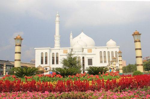 包 鄂金三角城市最美景观