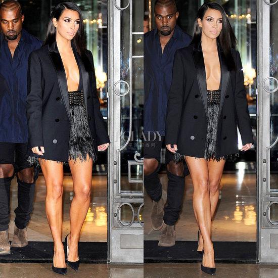 金-卡戴珊(Kim Kardashian)