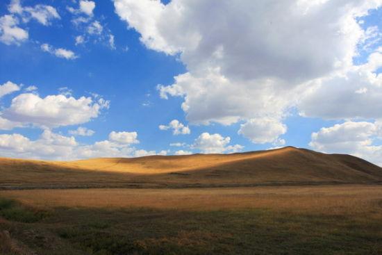 东乌珠穆沁旗秋景