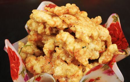 内蒙古东部特色美食 锅包肉