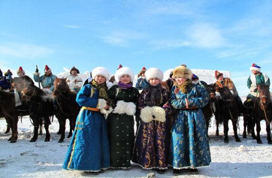 呼伦贝尔蒙古族