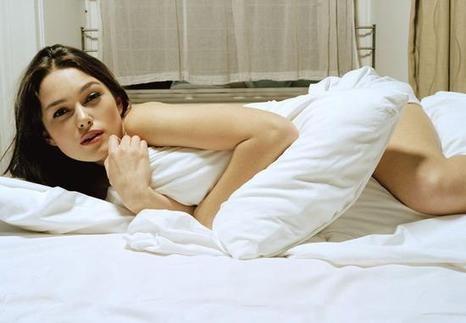 女性裸睡的七大好处