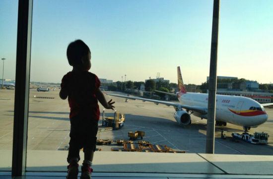 带小朋友坐飞机