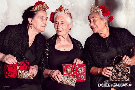 Dolce & Gabbana春夏广告大片揭晓