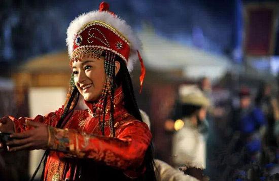 蒙古族敬酒