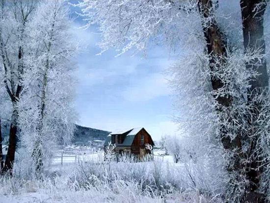 冰雪呼伦贝尔