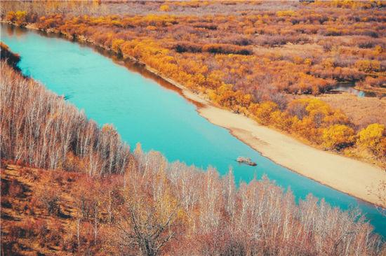 额尔古纳河