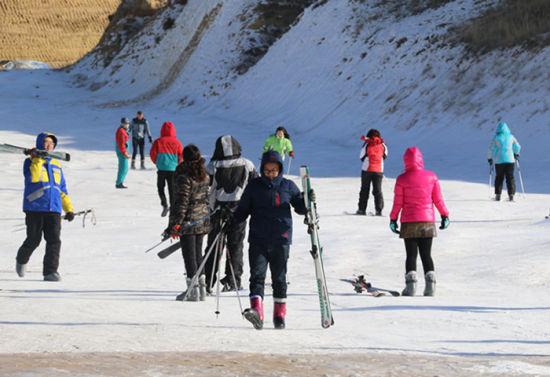 s形滑雪技巧图解