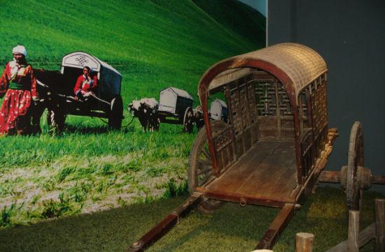 蒙古族家具博物馆