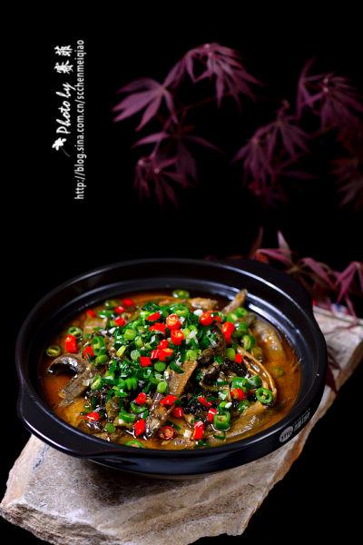 酸辣鲜美的酸菜泥鳅