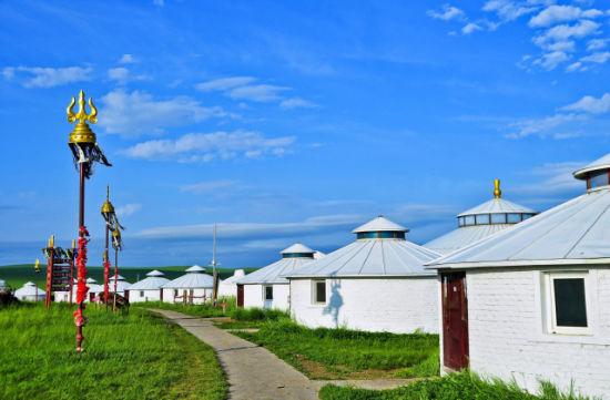 上海庙欢乐大草原 开启内蒙古民族文化狂欢之旅