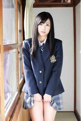 日本23岁女高新浪拍进军导读演艺圈_中生内蒙版写真人教高中名著图片
