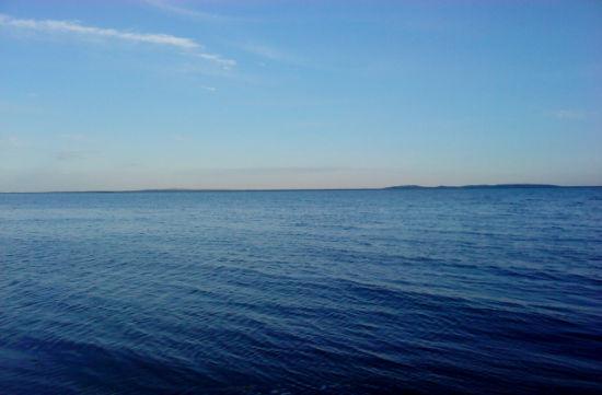 达里湖风光